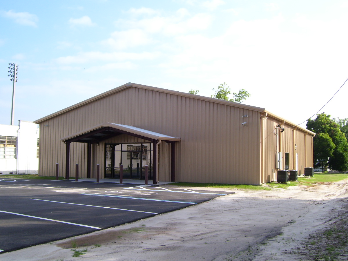 Commercial Steel Garages Inside : Steel buildings commercial building